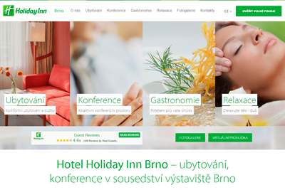 Hotel Holiday Inn Brno